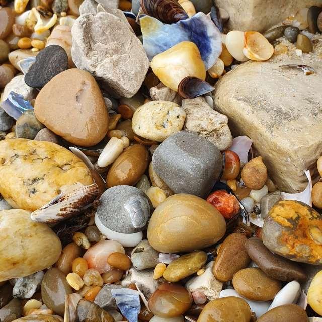 Beleza das pedras