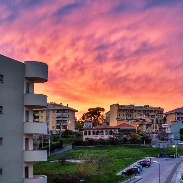 Spritz sunset