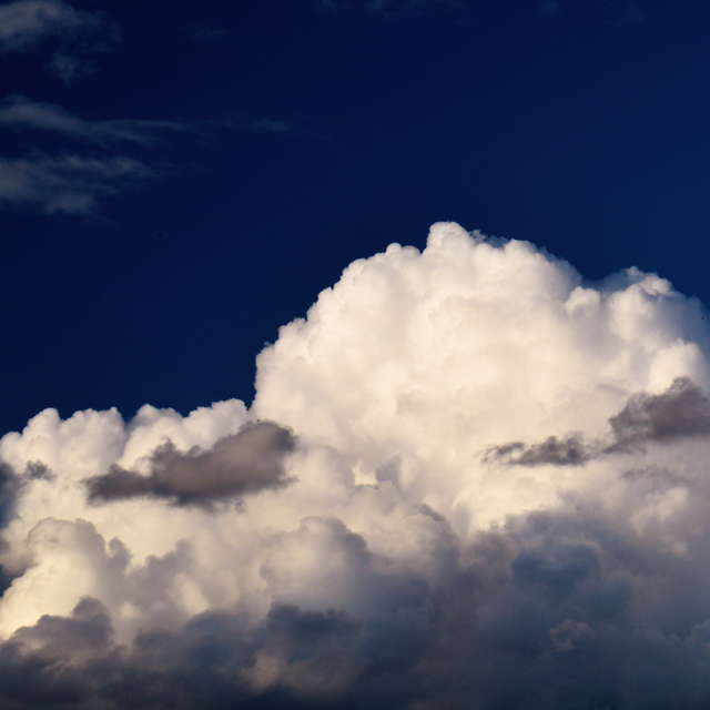 Великое облако - Красиво