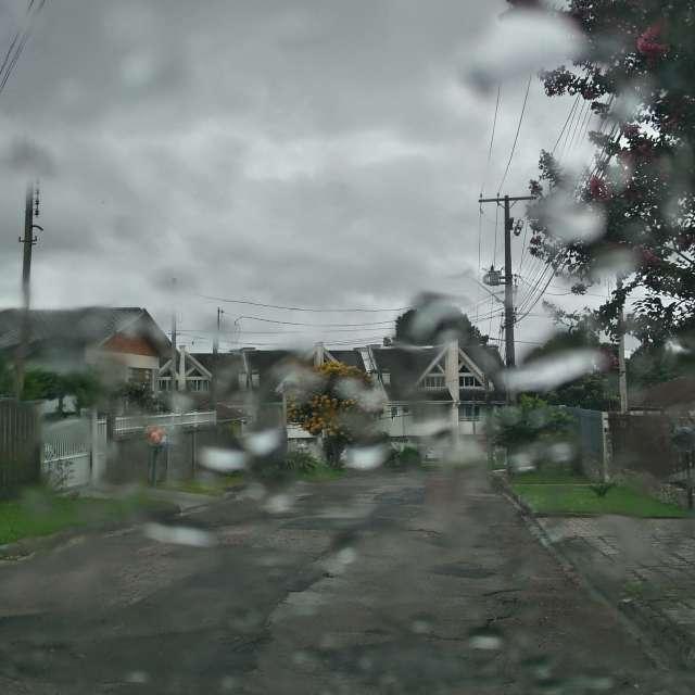Pingos de chuvas