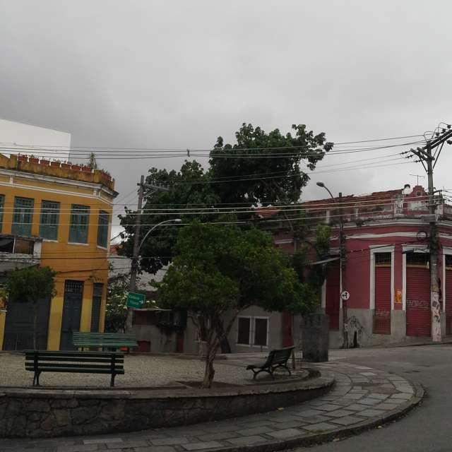 Santa Teresa nublada
