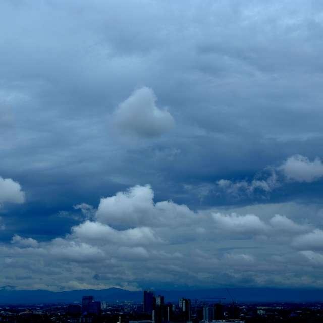 Cloudy Jakarta