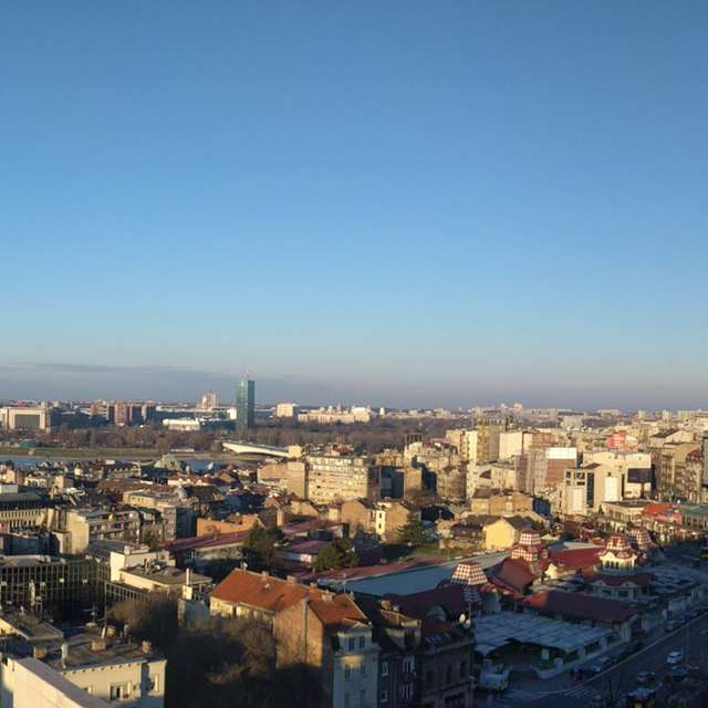 Old Belgrade, City Center
