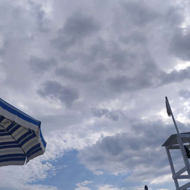 Forio d'Ischia nuvoloso 🌥
