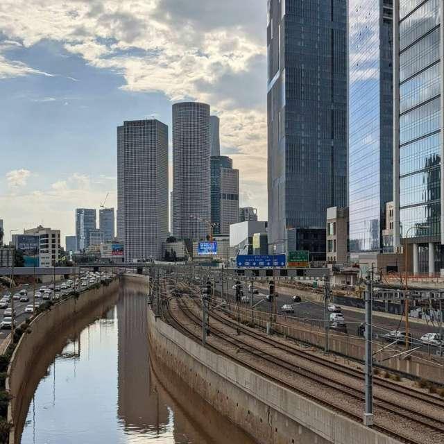Ciudad de tel Aviv