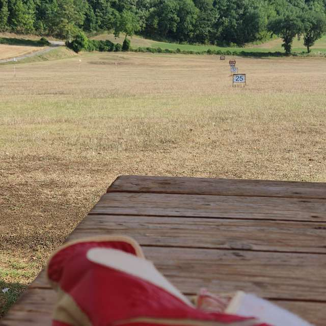 Golf and sun