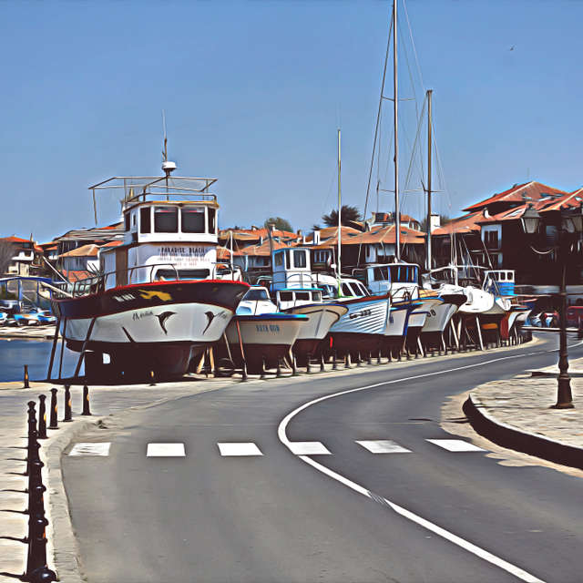Old Town Nessebar
