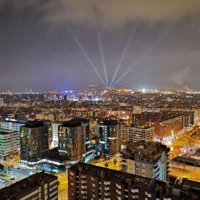 Bcn nocturna