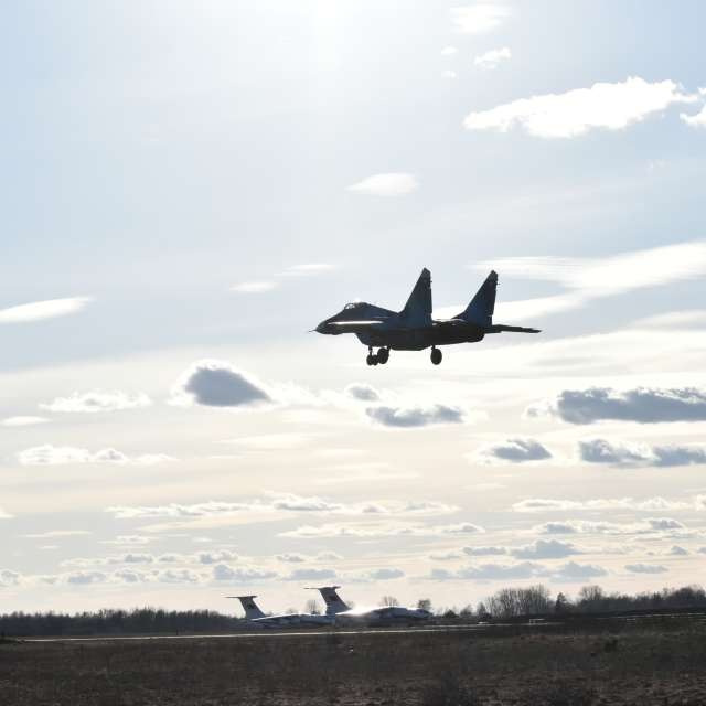 Боевая авиация