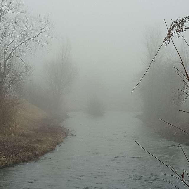 Fog/Nebel in Klagenfurt