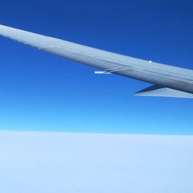 787 Dreamliner wing