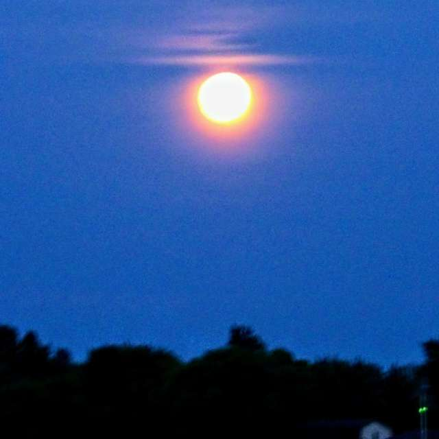 Independence Day Full Moon