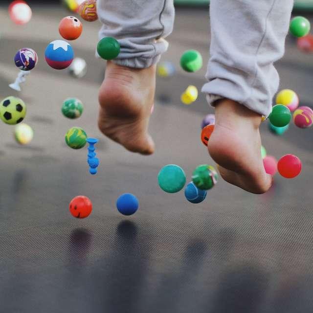 Zero gravity...