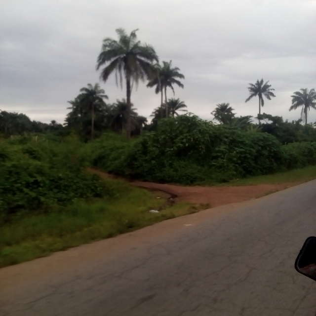 Ibadan road  from Iwo by Yemis