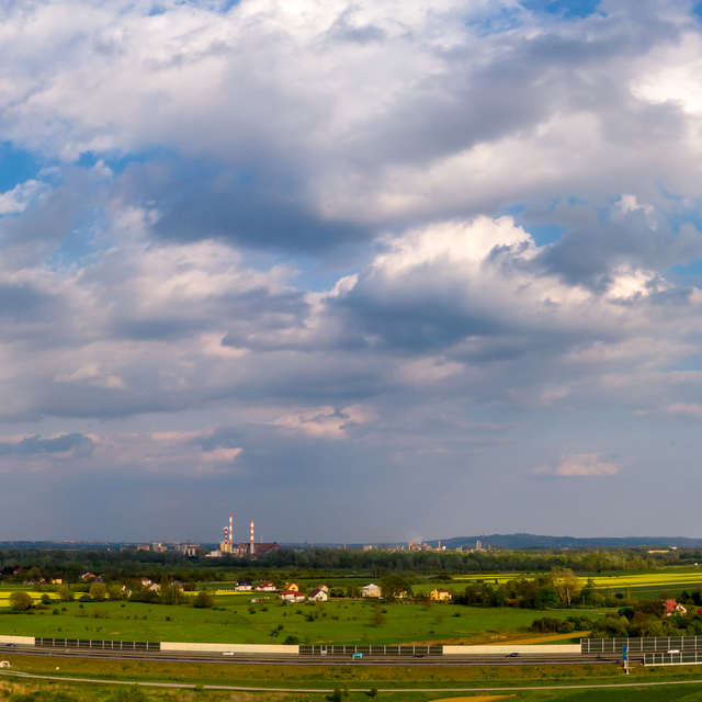Tarnów panorama