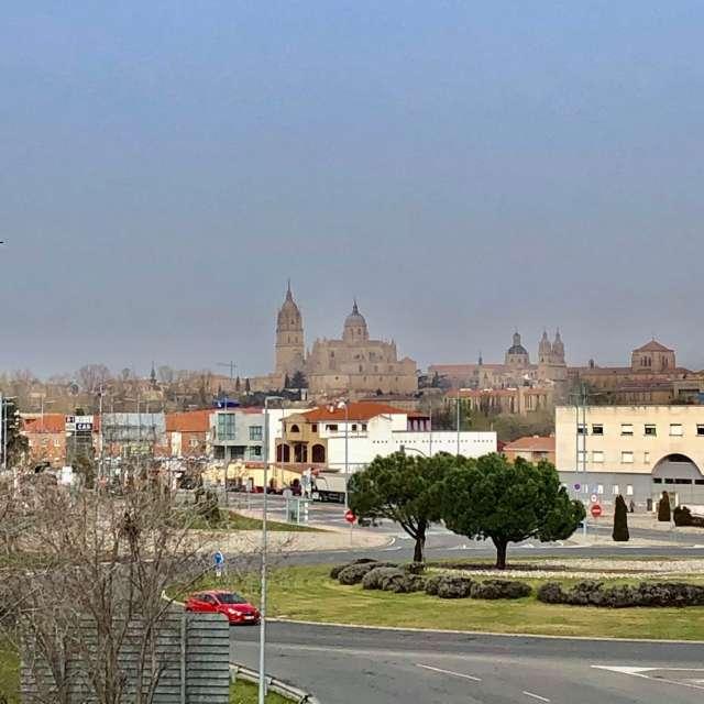 Panorámica Salamanca