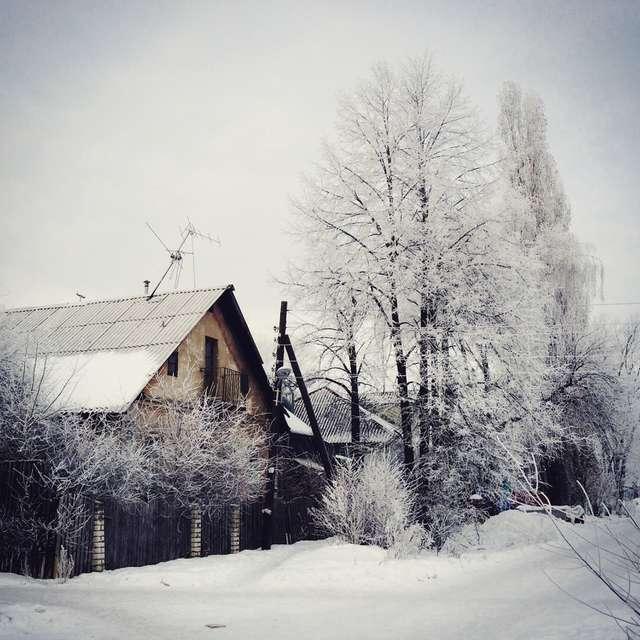 Пышная зима Нижнего Новгорода