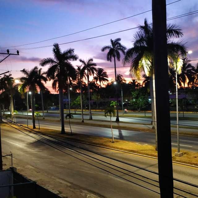 Calle Boyeros, La Habana, Cuba
