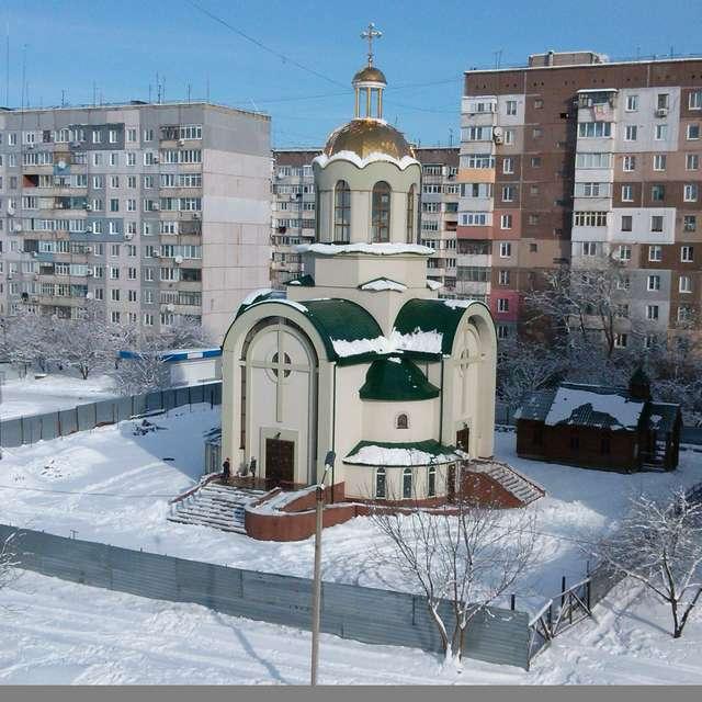 Храм Святого Ивана Хрестителя