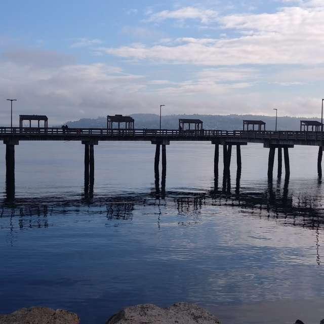 Tacoma pier