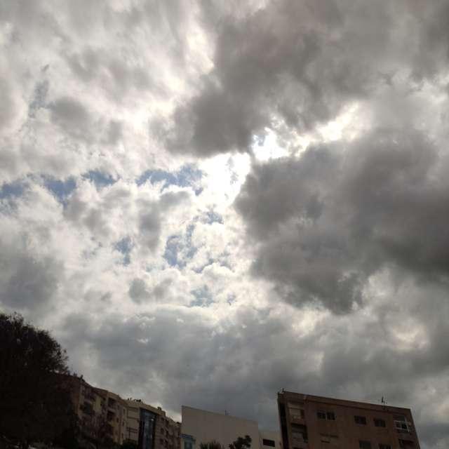 Mélange de nuages