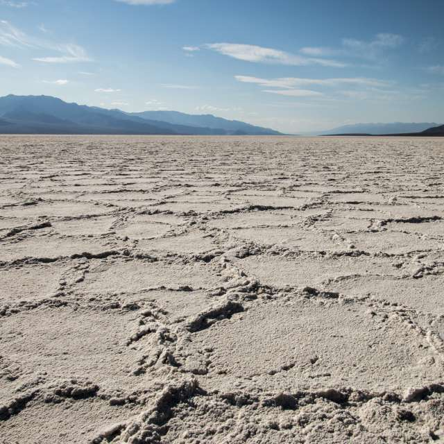 Death Valley 125 F - 51.66 C