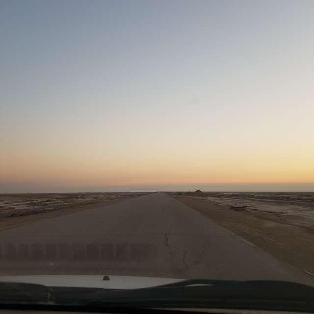 طريق  كوت بدرة واسط