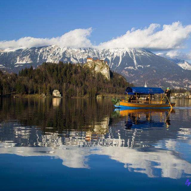 blad lake