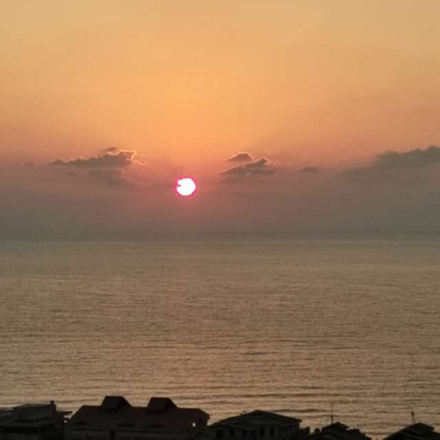 Sunset in Mount Lebanon