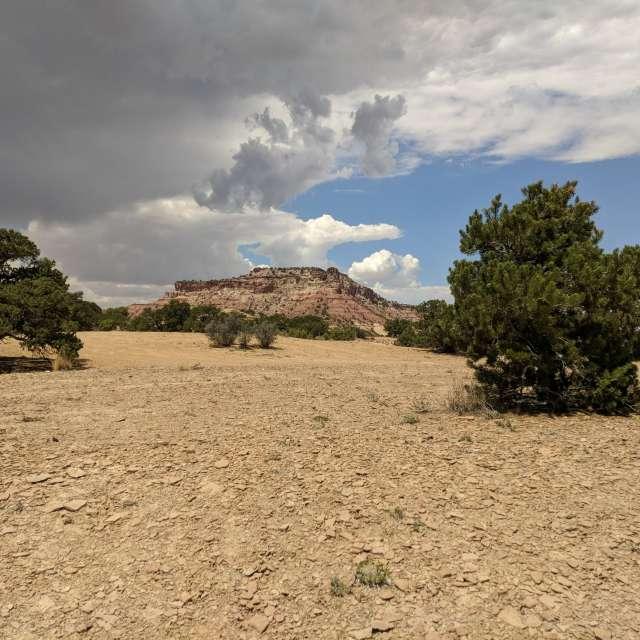 Potential storm in Arizona