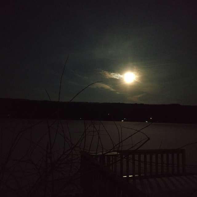 'Super Moon' / Vernal Equinox