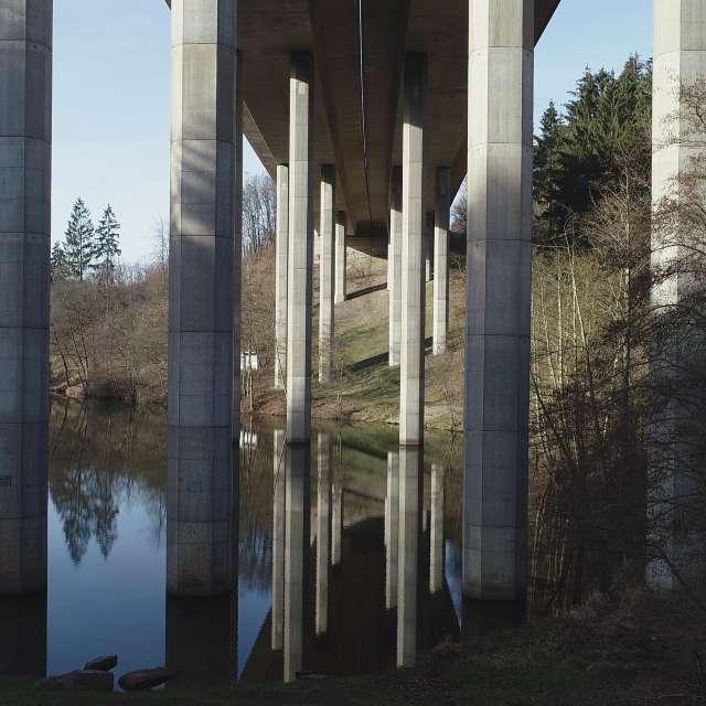 Bridge Over the Top